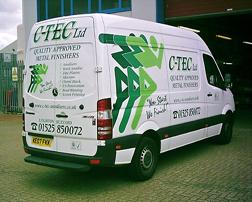 C-Tec-Van